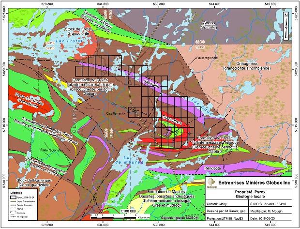 Pyrox Geology
