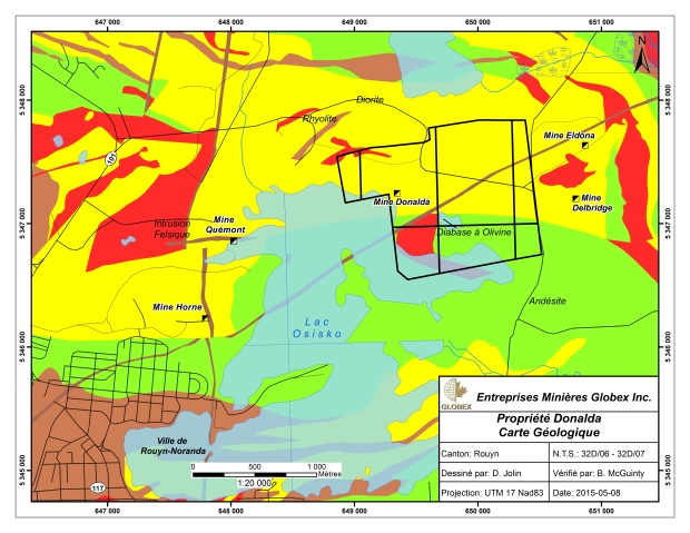 Donalda-Geology_Globex Property