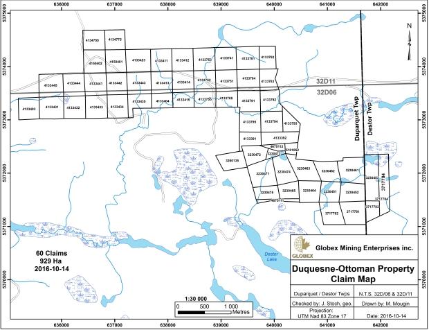 Duquesne Ottoman claim map 2016