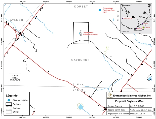 gayhurst property claim map 2017