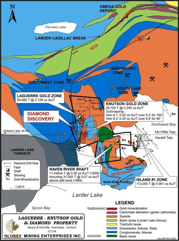 Laguerre Map