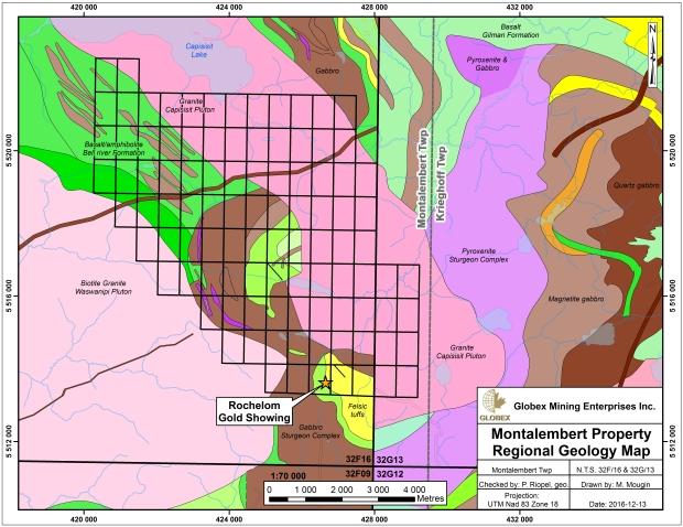 Montalembert regional geology 2016