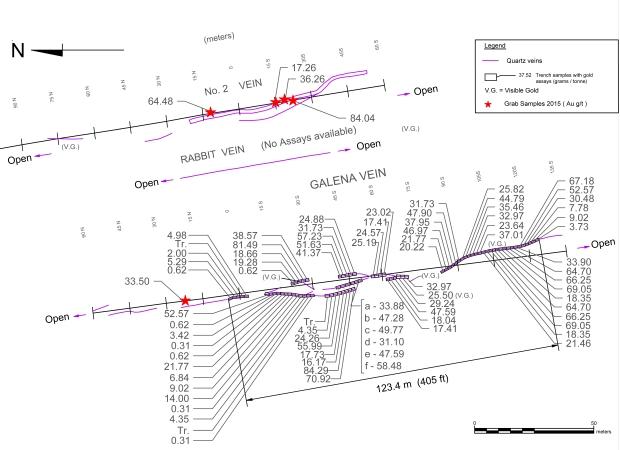 Montalembert Trench Map December 2015