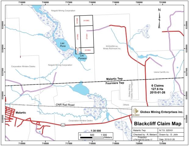 blackcliff claim map